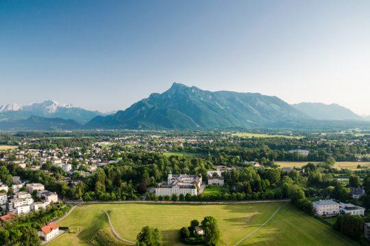 Oh, du schönes Salzburg!